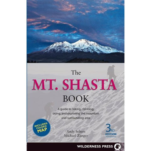 Book-The-Mt-Shasta-Book-A-Guide-To-Hiking-Climbing-Skiing