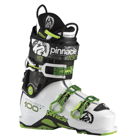 K2-Pinnacle-100-Ski-Boot-Side