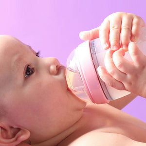 5oz Silicone Baby Bottle - Single