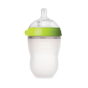 8oz Silicone Baby Bottle - Single