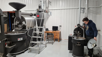The New Roastery