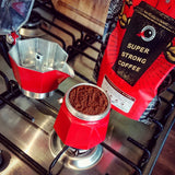 italian stove top coffee maker