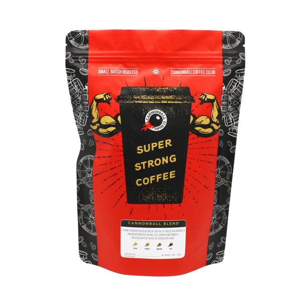 Cannonball Blend - Strong Coffee