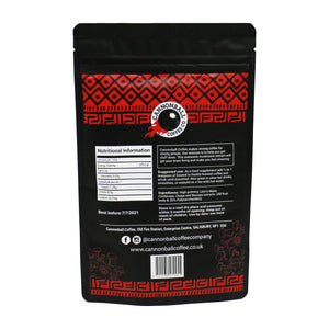 Lion's mane, chaga, cordyceps, bacopa nootropic product by Cannonball Coffee