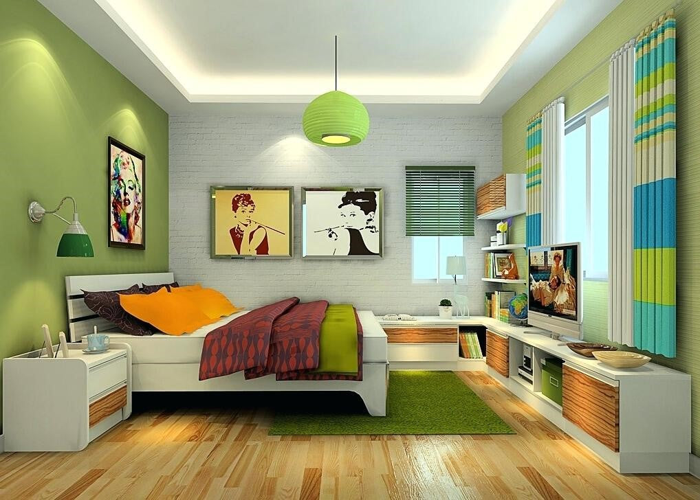 3 Relaxing Colors To Set The Mood In Your Bedroom