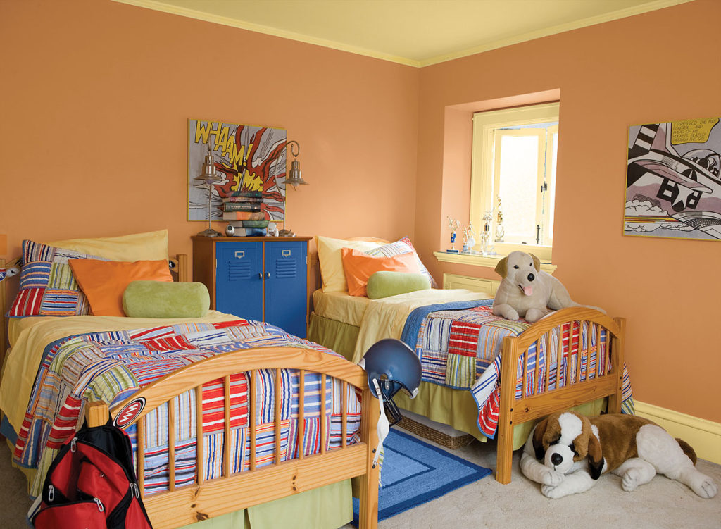 best-kids-room-paint-colors