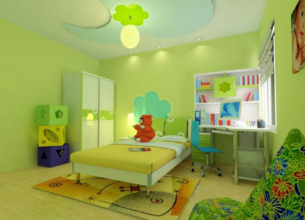 best-kids-room-paint-color
