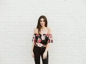 The Rose Bodysuit