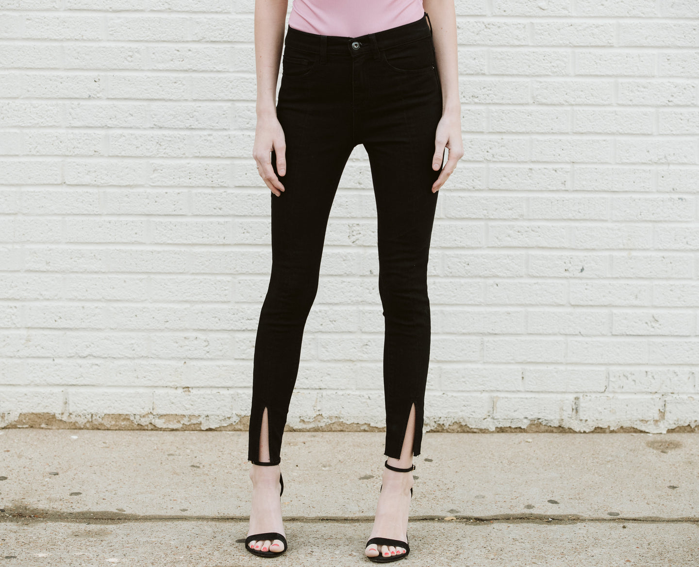 High Rise Blayke Skinnies