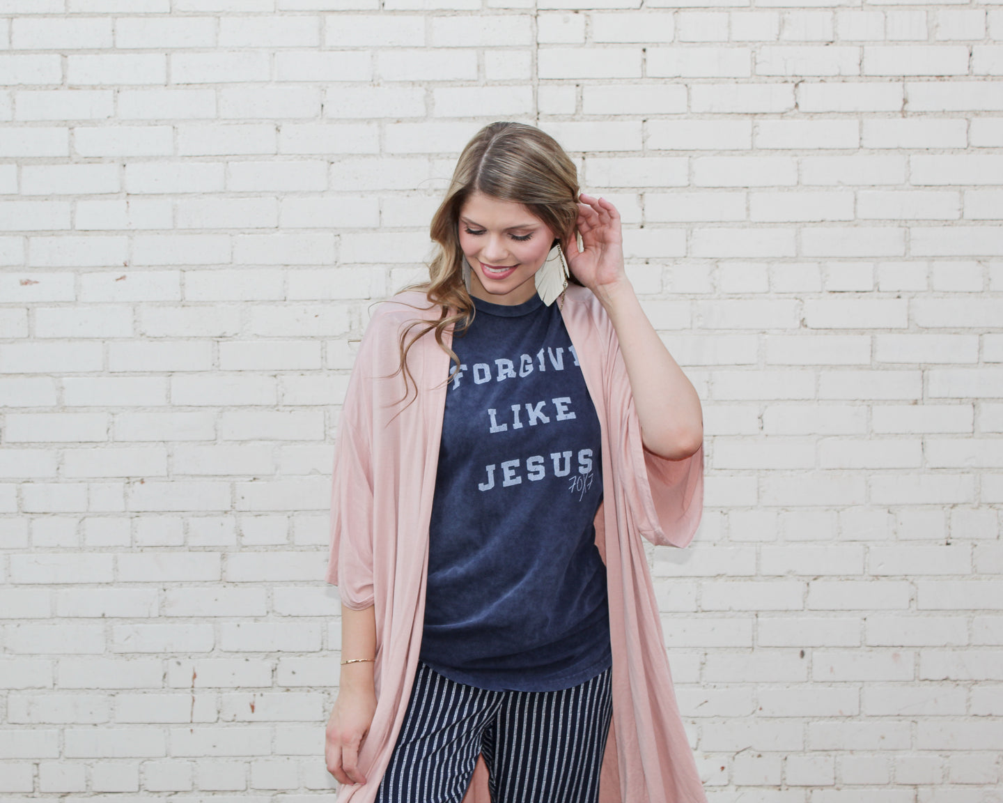Forgive like Jesus (Scoop Bottom)