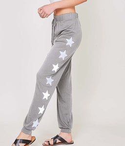 Star Joggers (Grey)