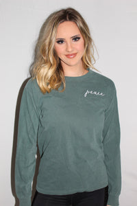 Peace Long Sleeve