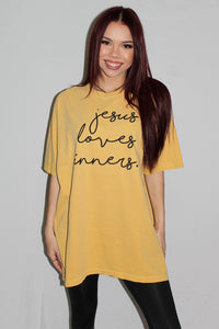 Jesus Loves Sinners T-Shirt