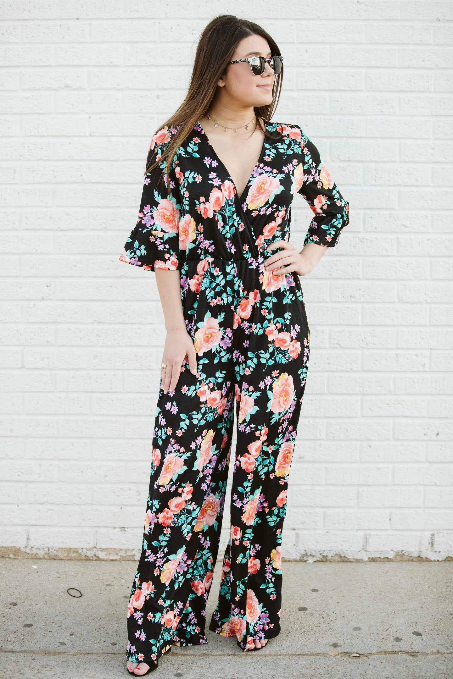 Tropical Paradise Jumpsuit