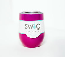 Swig Wine Cup - Berry