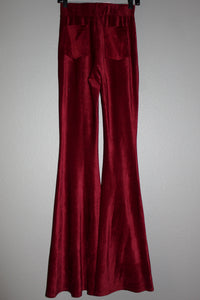 Holiday Pants (Red)