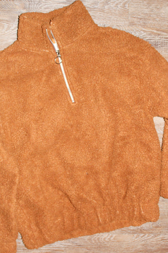 Sherpa Pullover (Whiskey)