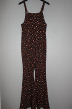 Holiday Jumpsuit (Leopard)