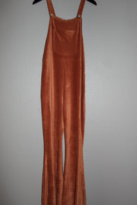 Holiday Jumpsuit (Gold)