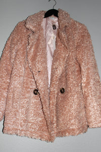 Teddy Fut Coat