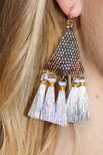 Earrings - Silver Combo