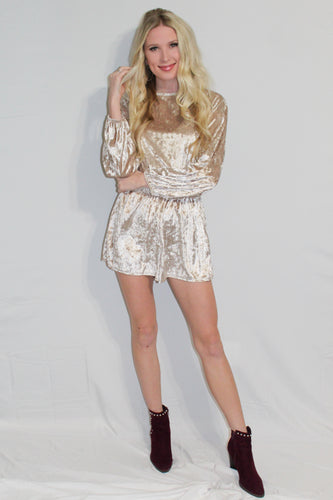 Turning Heads Romper
