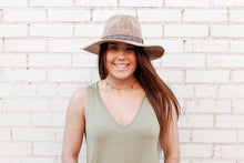 Summer Concert Hat - Brown