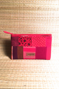 Red clutch (Medium)