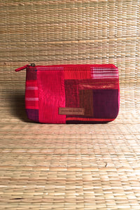 Red clutch (small)
