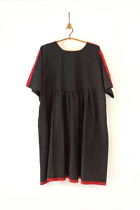 Classic Black Freedom dress from SS21