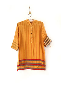 Handwoven musin shirt