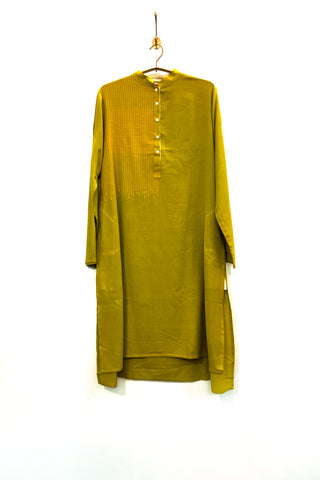 Nimboo handwoven cotton kurta