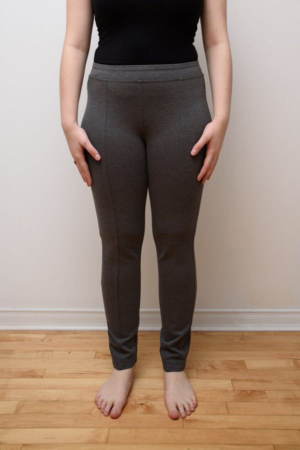 Leggings gris épais G