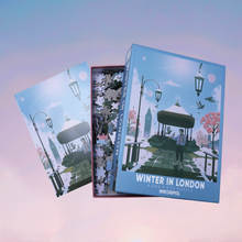 Load image into Gallery viewer, Winter In London Puzzle