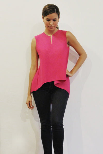 Bias Cut Top