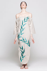 Gabrielle Hand Embroidered Caftan