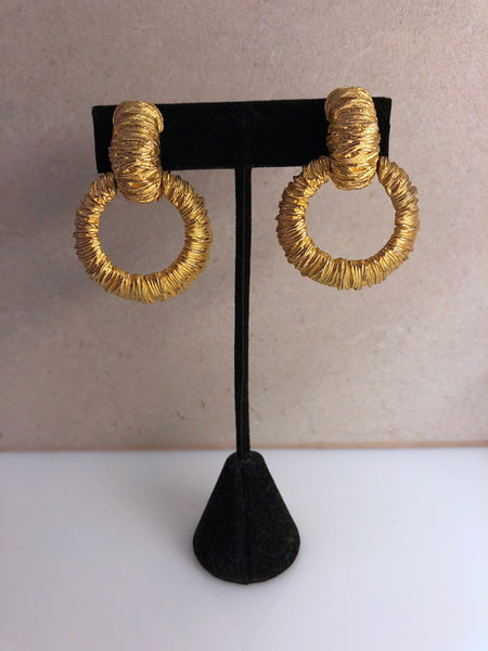 Vintage Magdalena earrings