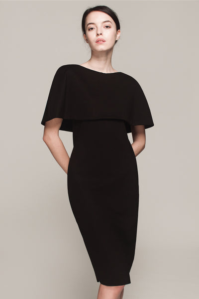 Sofie Cape Dress