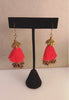 The Tiki Tassel earring