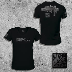 300 BLACKOUT V-NECK
