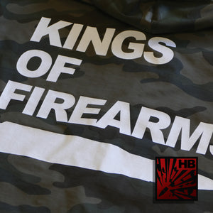 Kings of Firearms Jacket - Camo