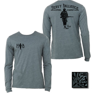 VINTAGE SOLDIER LONG SLEEVE