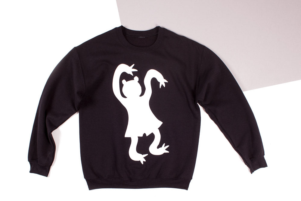 Big Bear Sweatshirt - Black