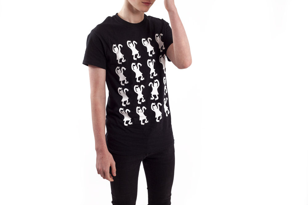 Multi Bears T-shirt - Black
