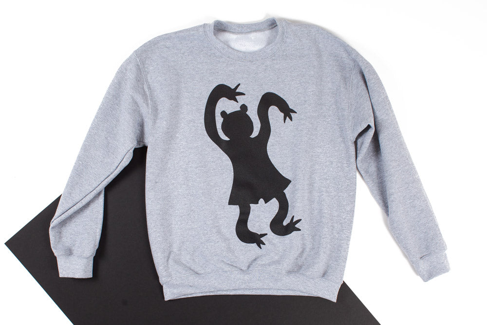 Big Bear Sweatshirt - Grey