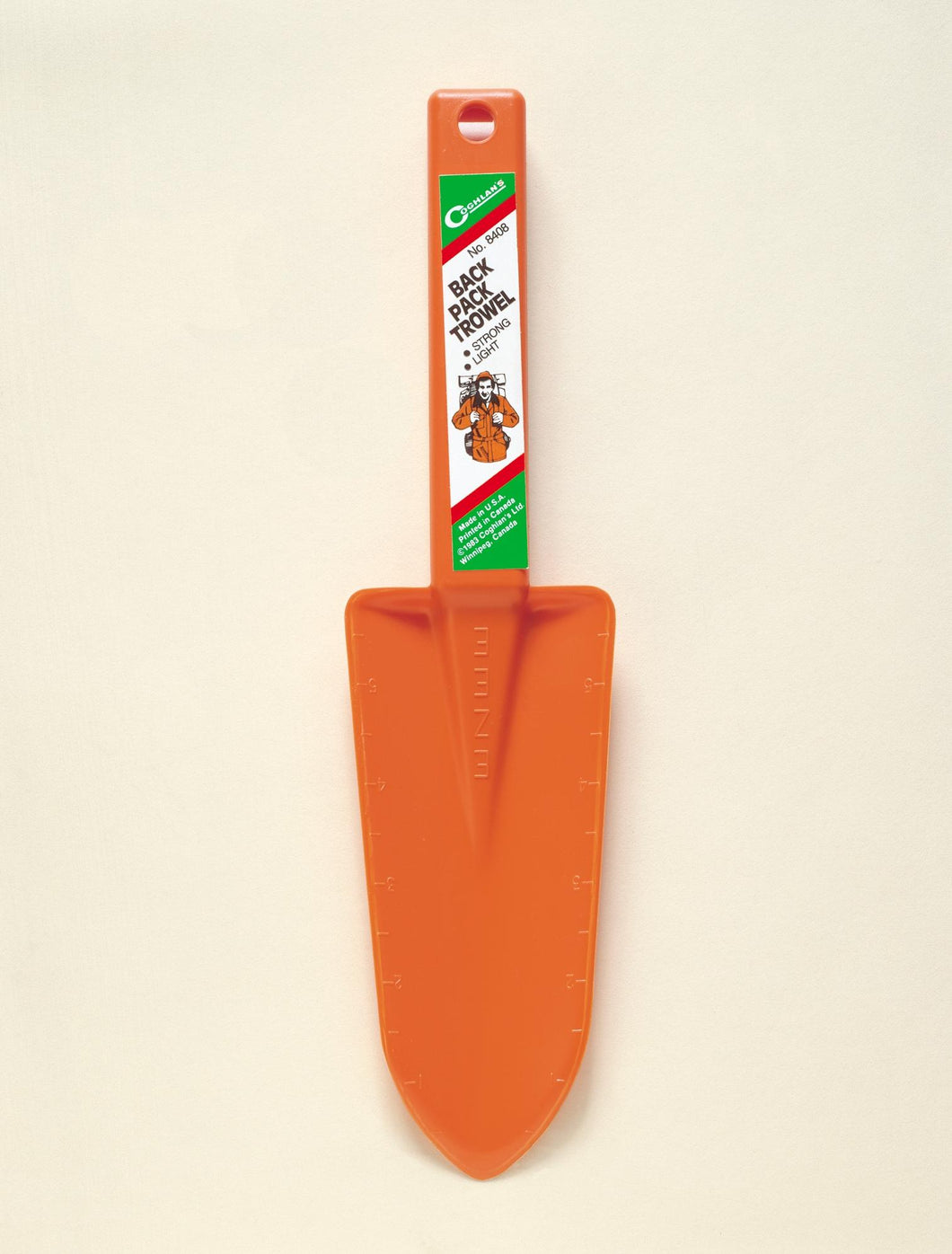 Coghlan's Ltd. BACKPACKERS TROWEL