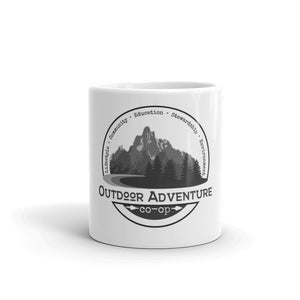 OAC Logo Coffee Mug - Mug made in the USA