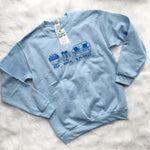 Pop, Sock, and Flop It Sweatshirt