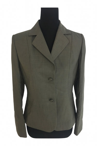 Calvin Klein, Women's Gray Formal Suit - Size: 6 (Regular)