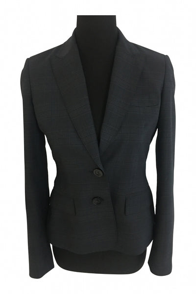 Anne Klein, Women's Black Suit Jacket - Size: 2 (Regular)